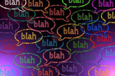 blah blah blah???