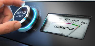 customer satisfaction drives everything