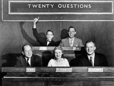You shouldn't have to play 'Twenty Questions'