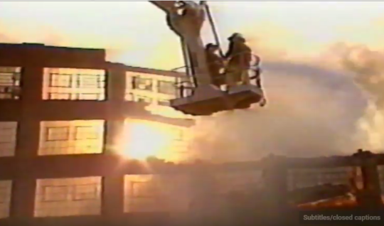 Fire Research News | Video 1992