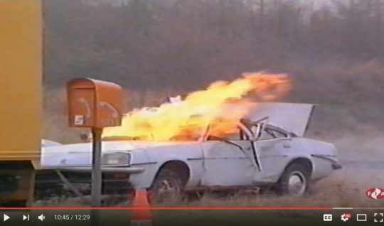 Fire Service Road Traffic Accident Rescue Equipment | Video (1992)