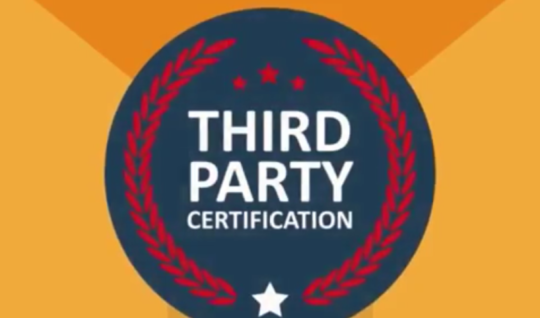 3rd Party Certification Explained