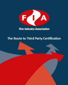 Route to Third Party Certification brochure