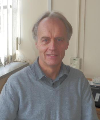 Nigel Joslin, Chair of WG Foam