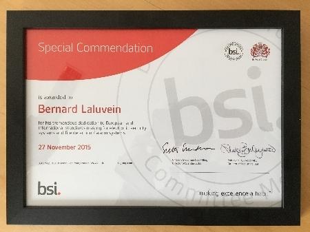 bsi award