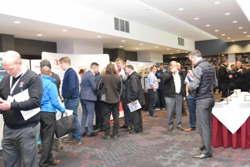 FIM Expo gets busy