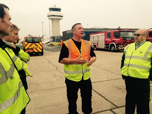 London's Airport CPD day
