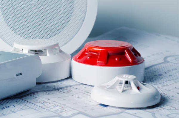 Fire detection and alarm equipment