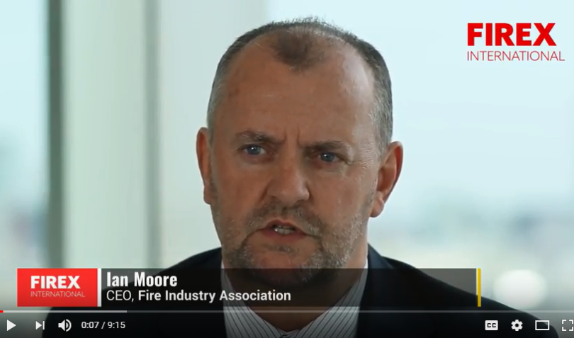 Ian Moore, CEO, talks about what we're up to at FIREX