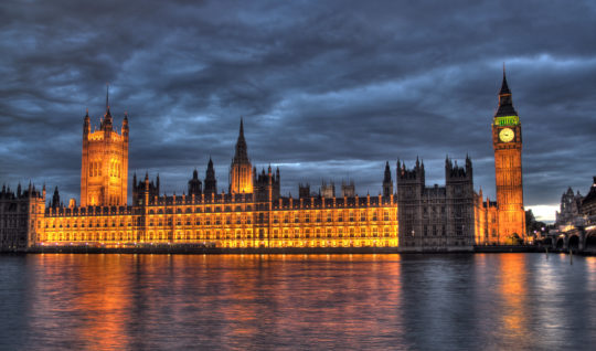 FIA at Parliament - New Research Announced