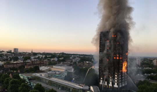 Grenfell Tower: How will it effect the fire industry?